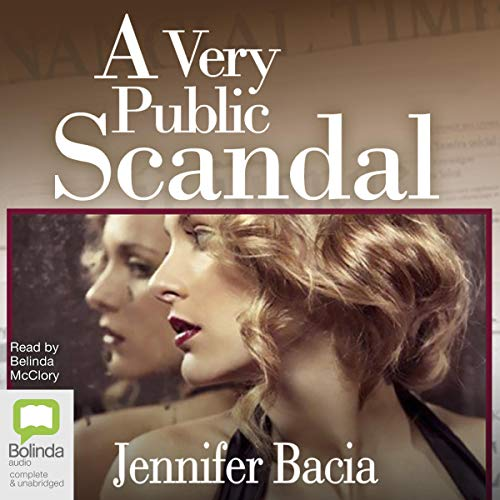 A Very Public Scandal  By  cover art