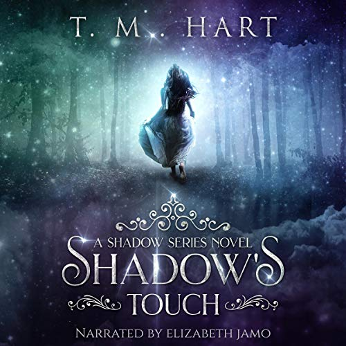 Shadow's Touch audiobook cover art