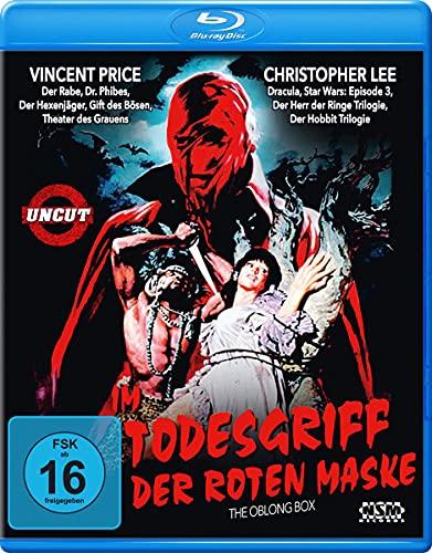Im Todesgriff der roten Maske - Uncut [Blu-ray]
