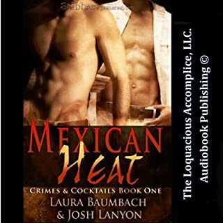 Mexican Heat audiobook cover art