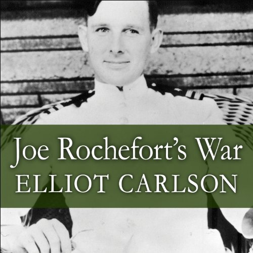Joe Rochefort's War audiobook cover art
