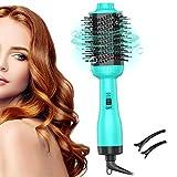 Hair Dryer Brush, Upgrade 5 in 1 Hot-Air Brush, One Step Hair Dryer