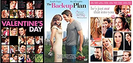 What If Rom Coms Ruled? Make Every Day... Valentine's Day + The Back-up Plan + He's Just Not That Into You (DVD Triple Feature)