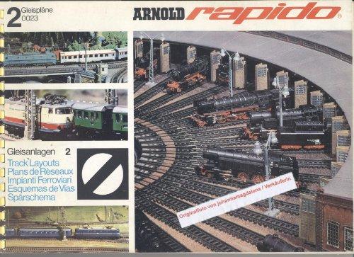 Gleisanlagen 2 – Gleispläne 0023