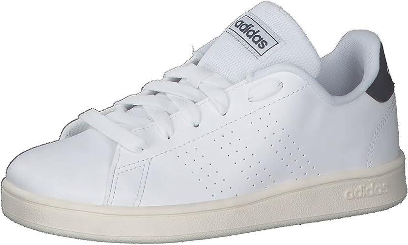 adidas Advantage K, Chaussure de Tennis Mixte Enfant : Amazon.fr ...