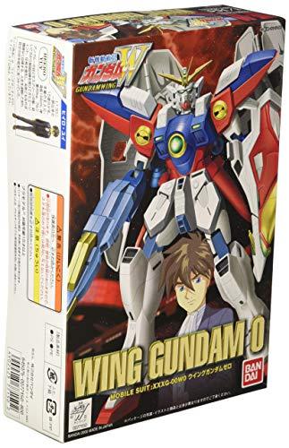 Gundam Wing 09 Wing Gundam 0 Scale 1/144