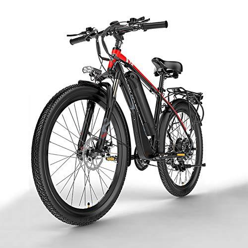 ZAIPP 4.0 Pneumatico Grasso Bicicletta,Elettrico Bici,48v 1000w Elettrico Bici da Mountain, Spiaggia E-Bici Elettrica per Unisex