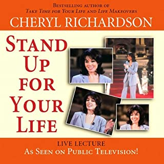 Stand Up for Your Life audiobook cover art