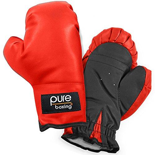 Guantes Rojos Niño marca Pure Boxing