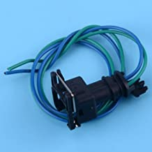 Car Auto Fuel Pump Plug Wire Harness Connector 2 Pin Fit For Webasto Eberspacher Heater Accessories