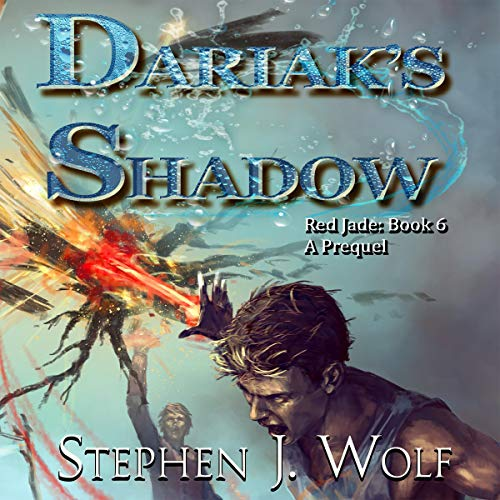 Dariak's Shadow  By  cover art