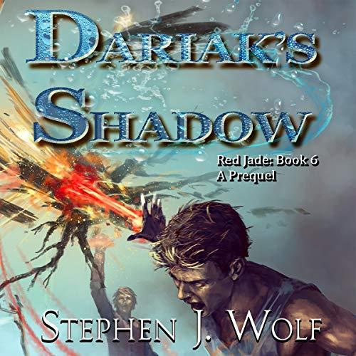 Dariak's Shadow Audiobook By Stephen Wolf cover art