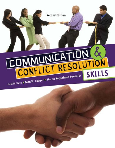 Download Communication & Conflict Resolution Skills 0757578756