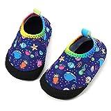 Panda Software Zapatos de Agua para Niños Niños Niñas Zapatos Infantiles Descalzos de Secado Rápido Antideslizante Aqua Calcetín para Niños Playa Natación Piscina