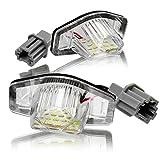 LED Kennzeichenbeleuchtung Canbus Module mit E-Zulassung V-030301