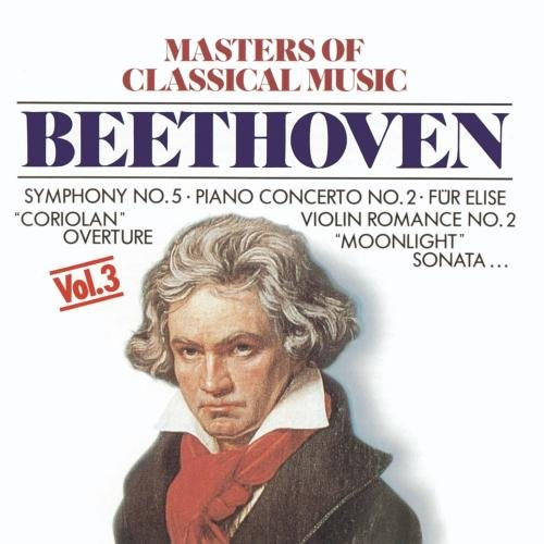Price comparison product image Masters Of Classical Music: Beethoven