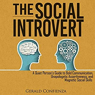 The Social Introvert audiobook cover art