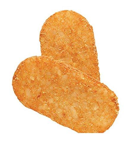 McCain Ore Ida Golden Potato Patty, 2.25 Ounce — 120 per case.