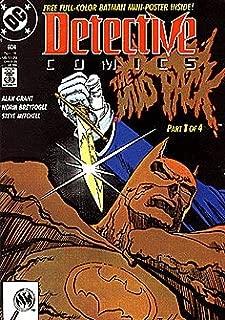Detective Comics, #604 (Comic Book) Batman - The Mud Pack, Part 1 of 4