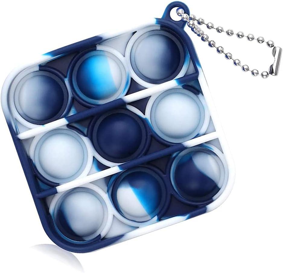 HWI Mini Pop Push It Popping Toy Las Vegas Mall 35% OFF Popper Bubble Fidget