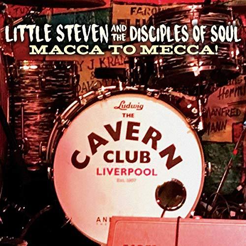 Macca to Mecca! (Live 2017, CD + DVD)