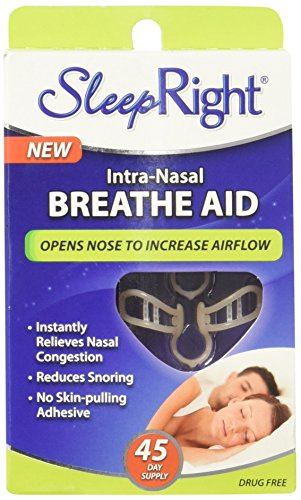 Splintek Intra-Nasal Breathe Aid, 45 Day Supply