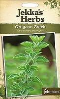 【輸入種子】 Johnsons Seeds Jekka's Herbs Oregano Greek ジェッカズ・ハーブス オレガノ・グリーク ジョンソンズシード