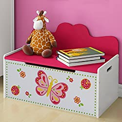 coffre jouet pour fille. Black Bedroom Furniture Sets. Home Design Ideas