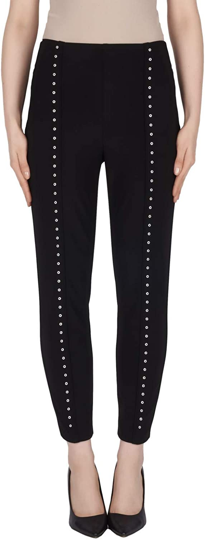 Joseph Ribkoff Women's Pant Style 191100 Black