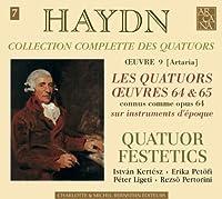 Quartets Op 64 by J. Haydn (2009-06-17)