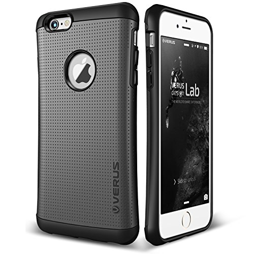 iPhone 6S Case, Verus [Thor][Charcoal Black] - [Military Grade Drop Protection][Natural Grip] For Apple iPhone 6 6S 4.7