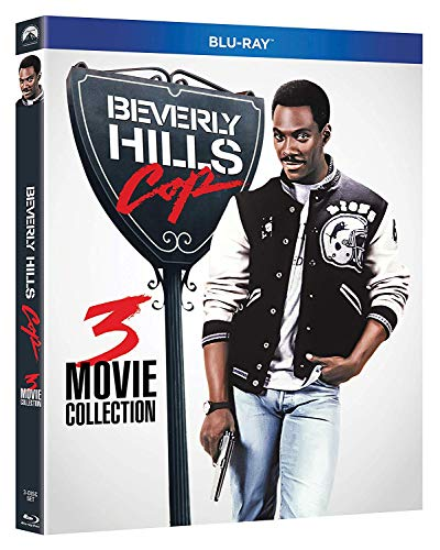 Beverly Hills Cop 3-Movie Collection (Remastered Blu-ray) $9.96 @ Amazon
