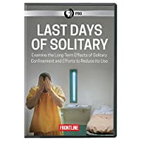 Frontline: Last Days of Solitary [DVD] [Import]
