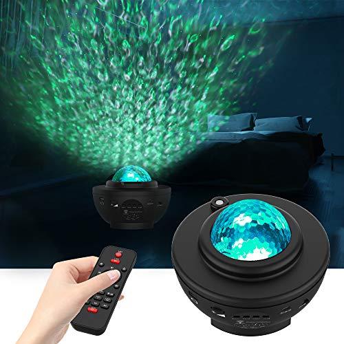 clasificación y comparación Proyector de estrellas, proyector para bebés con música para dormir, proyector iThrough Galaxy … para casa