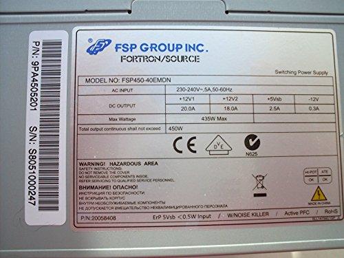 Original ATX Netzteil von FSP FSP450-40EMDN 14-polig