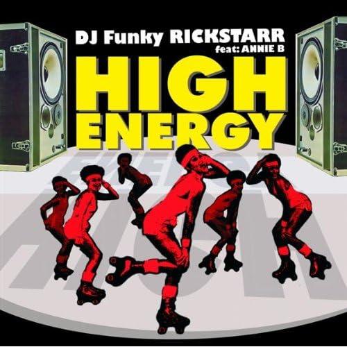 High Energy (Funk Innovation Mix) by Featuring Annie B Dj