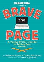 Brave the Page (National Novel Writing Month)