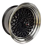 GBodyParts Reproduction GNX Rim Whees 18' x 9' GNX Hex Center Cap and Inlay