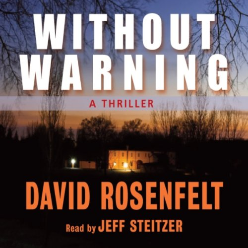 Without Warning audiobook cover art