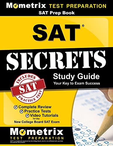 SAT Prep Book: SAT Secrets Study...
