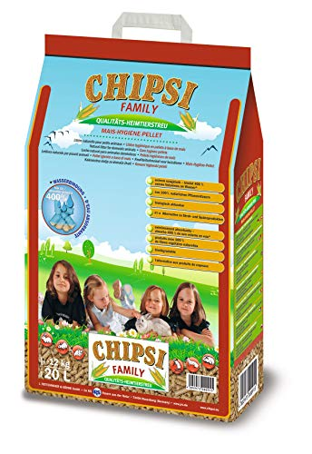Chipsi Mais Einstreu 20Liter/12kg