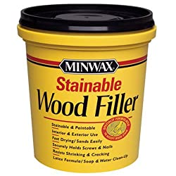Minwax 42853000 Stainable Wood Filler, 16-Ounce review