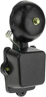 BeMatik - Timbre eléctrico de Campana y Martillo metálico de Metal extrusionado 220 Vac