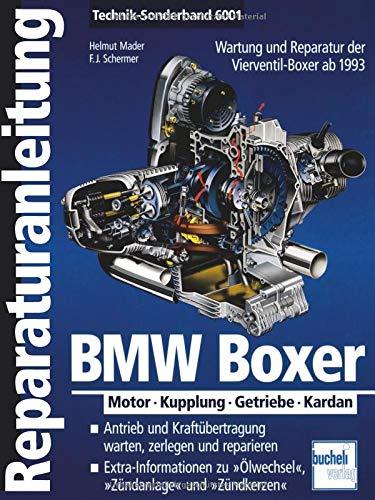 BMW Boxer: Motor - Kupplung - Getriebe - Kardan ab 1993 (Reparaturanleitungen)