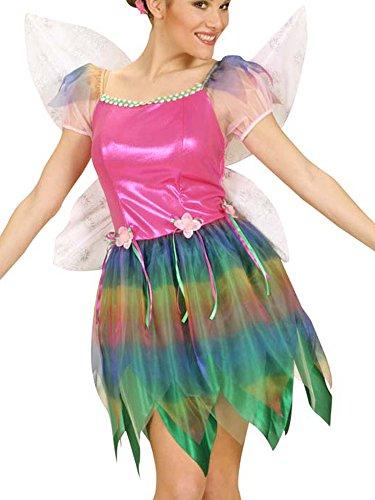 Widman Regenbogen-Fee - Adult Kostüm