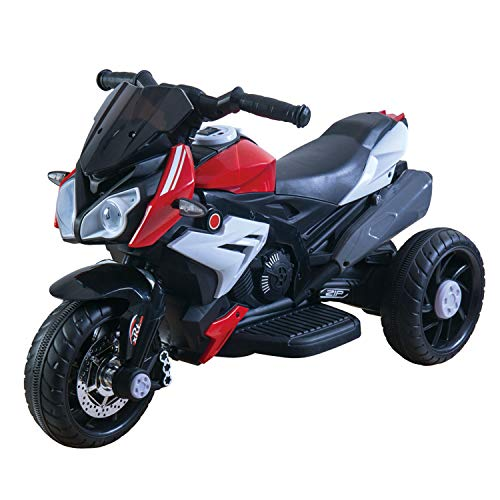 Kid Motorz Speedy (6V) Toy, Black