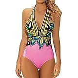 Trajes de Baño Traje de Baño de Playa Sexy Beach Bikini Set Color Sólido Adolescentes Chicas sin Tirantes Bikinis Cintura Alta Acolchado Bra Playa Bikinis Mujer Conjunto De Bikini Estampado