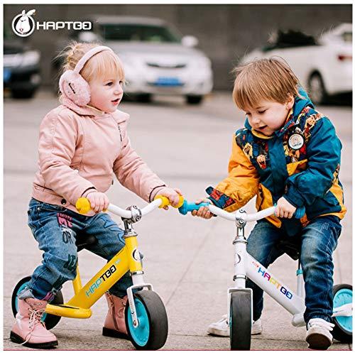 YSH Balance Bike, Capacité De 50 Kg, Guidon Réglable Et Hauteur du Siège, 7 Pouces, Enfant De 1 à 3 Ans Walker, 80-110cm,7\