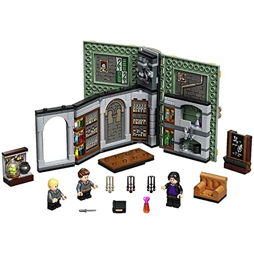 Juegos Lego 76383 - Poudlard Le Cours de Potions