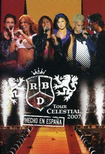 Rbd - Tour Celestial 2007 / Hecho En Espana 2 (2 Dvd) [Italia]